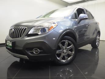 2014 Buick Encore Leather - 1670007967