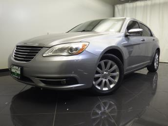 Used 2013 Chrysler 200