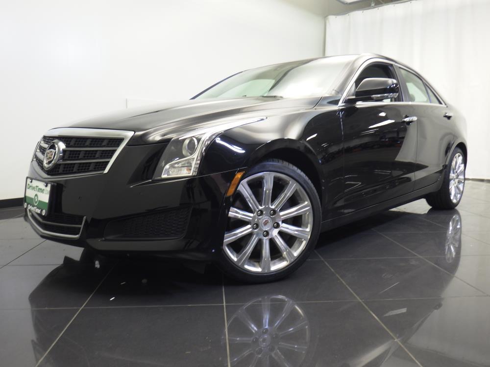 2014 Cadillac ATS - 1670008052