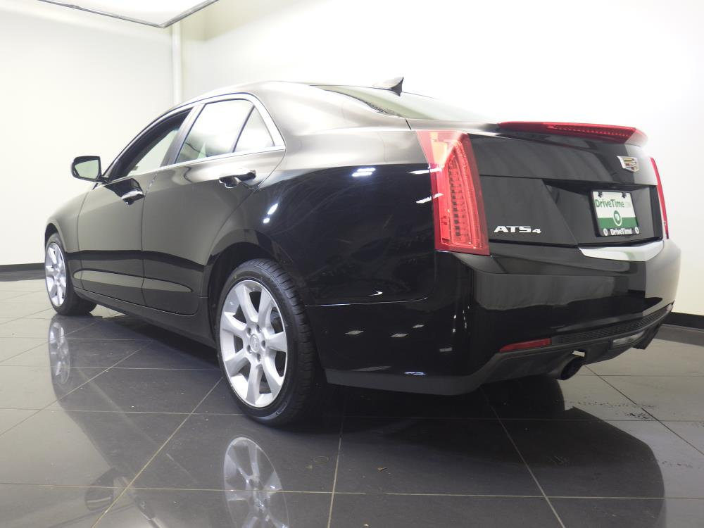 turbo at sedan awd used cts luxury detail cadillac