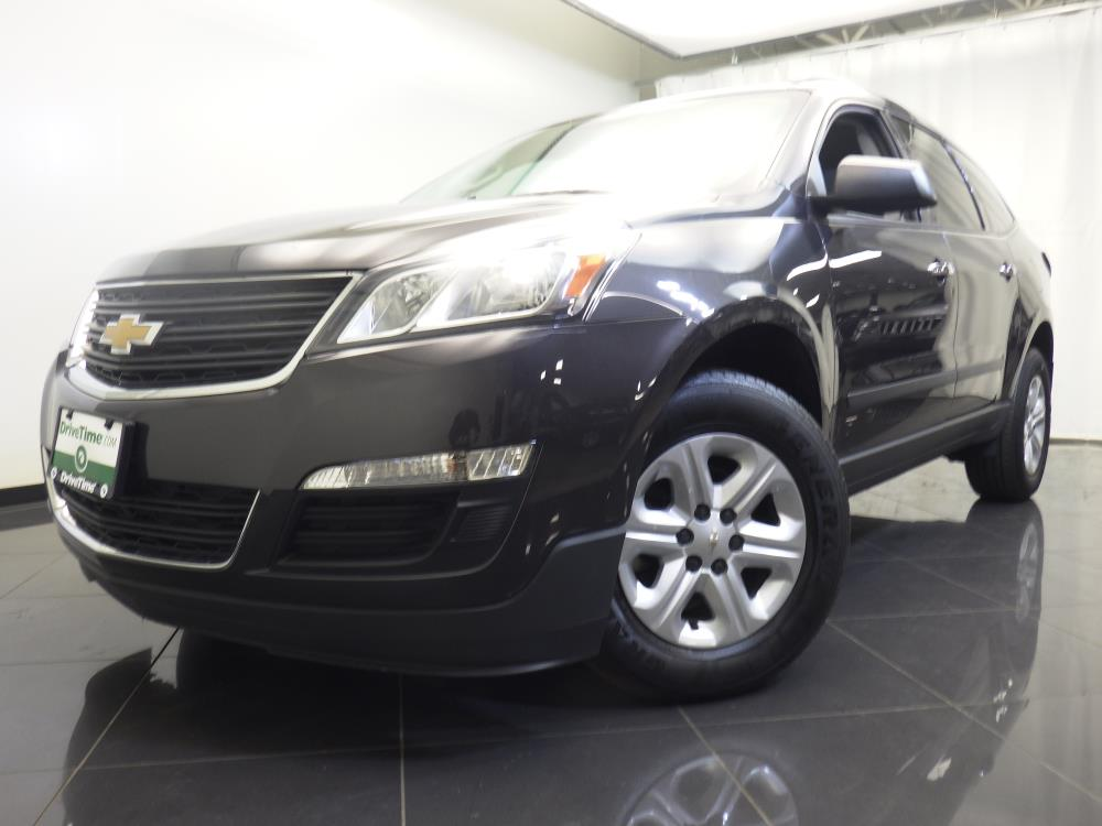 2014 Chevrolet Traverse - 1670008303