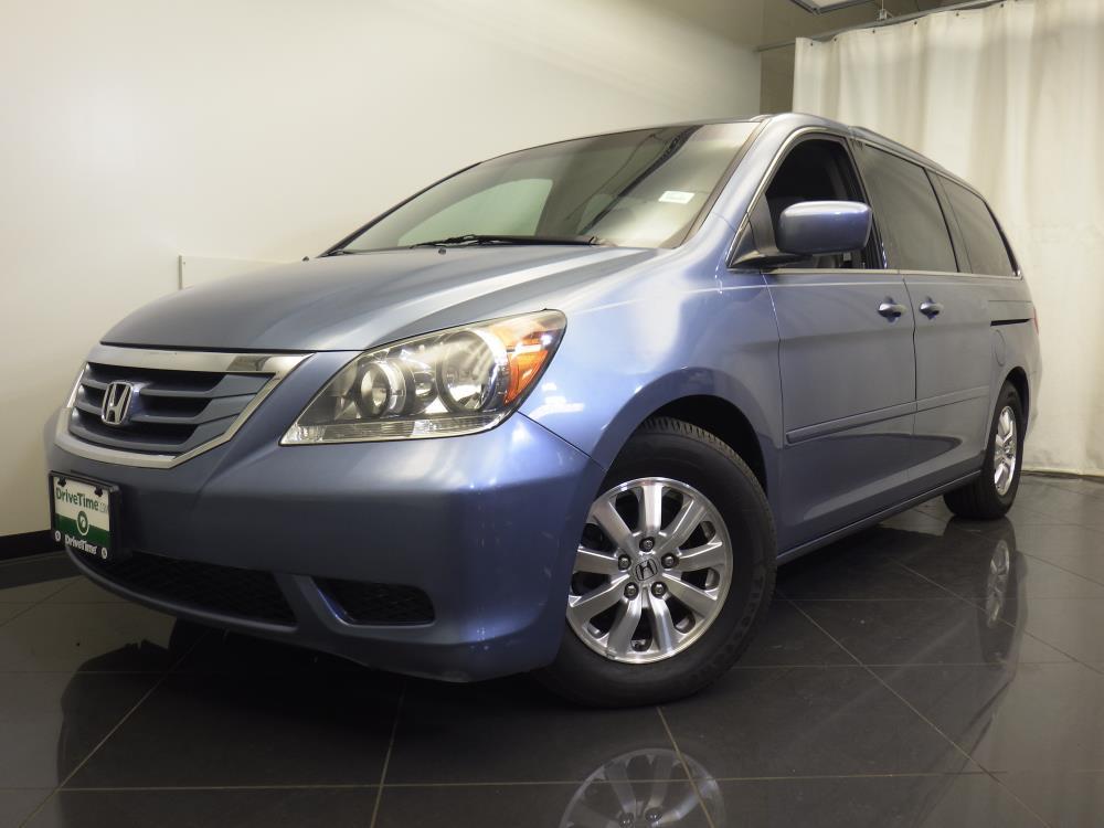2008 Honda Odyssey - 1670008341