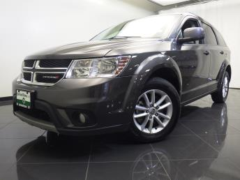 Used 2016 Dodge Journey
