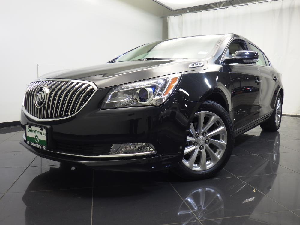 2014 Buick LaCrosse Leather - 1670008400