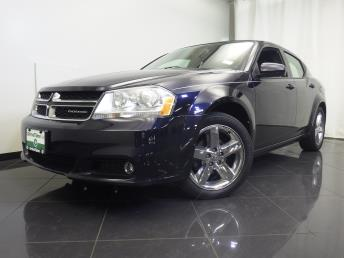 Used 2011 Dodge Avenger