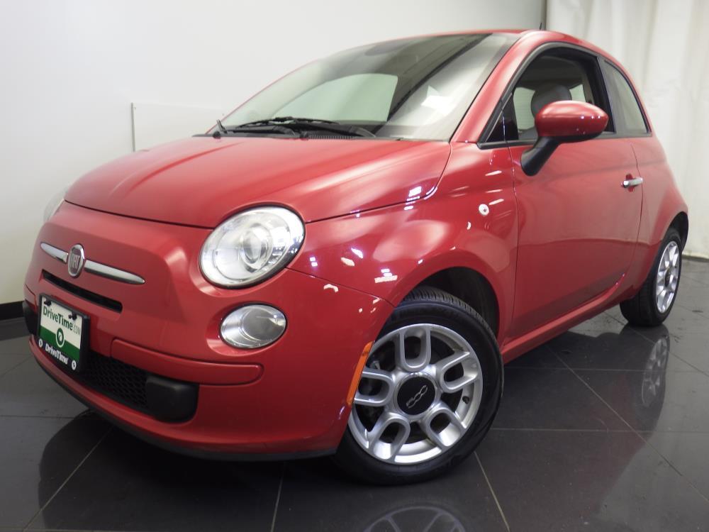 2015 FIAT 500  - 1670008454