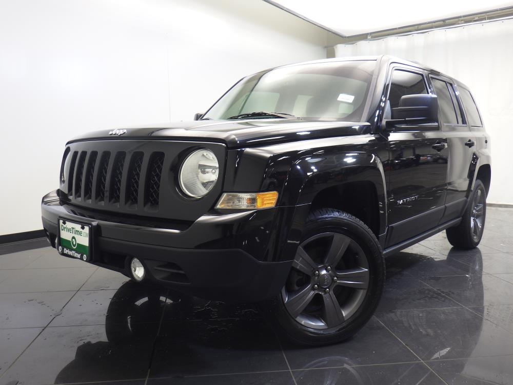 2015 jeep patriot high altitude edition for sale in. Black Bedroom Furniture Sets. Home Design Ideas