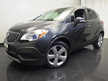 Used 2016 Buick Encore