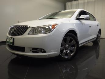 2013 Buick LaCrosse Leather - 1670008478