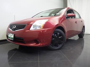 2012 Nissan Sentra  - 1670008500