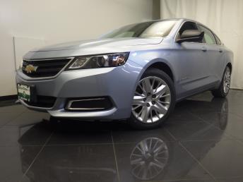 2014 Chevrolet Impala LS - 1670008517