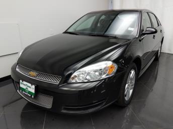 2016 Chevrolet Impala Limited LT - 1670008548