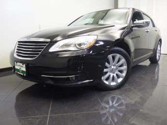 2013 Chrysler 200 Limited - 1670008573