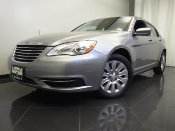 2014 Chrysler 200 LX - 1670008586