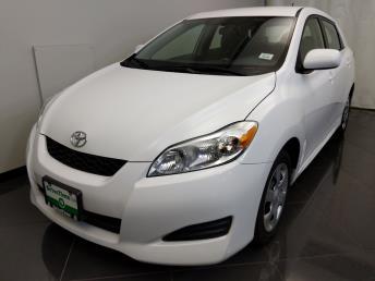 Used 2010 Toyota Matrix