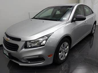 Used 2016 Chevrolet Cruze