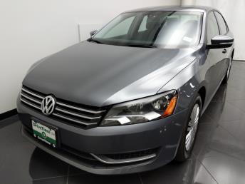 2014 Volkswagen Passat 1.8T S - 1670008857