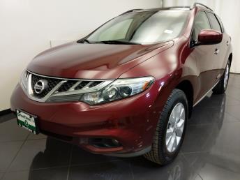 2011 Nissan Murano SV - 1670009029