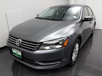 2014 Volkswagen Passat 1.8T Wolfsburg Edition - 1670009081