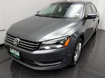2014 Volkswagen Passat 1.8T S - 1670009085