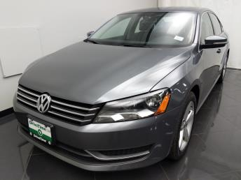 2014 Volkswagen Passat 2.5L SE - 1670009087