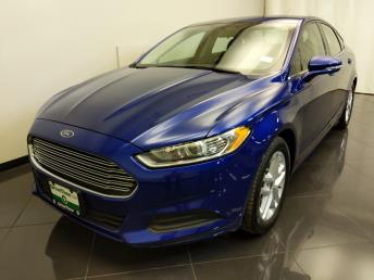 Used 2014 Ford Fusion