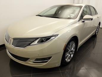 2014 Lincoln MKZ  - 1670009108