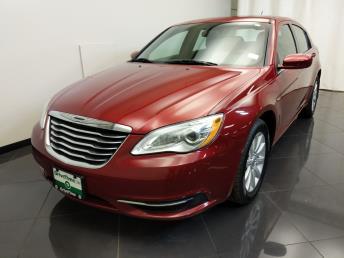 2014 Chrysler 200 Touring - 1670009136