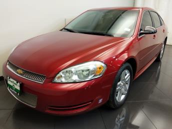 2014 Chevrolet Impala Limited LT - 1670009145