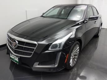 2014 Cadillac CTS 2.0 Luxury Collection - 1670009181