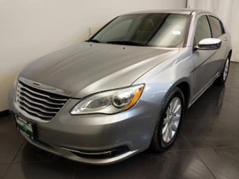 2013 Chrysler 200 Limited - 1670009235