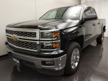 2014 Chevrolet Silverado 1500 Double Cab LT 6.5 ft - 1670009258