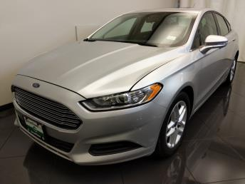 2016 Ford Fusion SE - 1670009291
