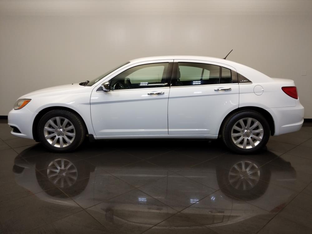 2013 Chrysler 200 Limited - 1670009574