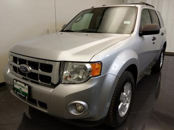 Used 2012 Ford Escape