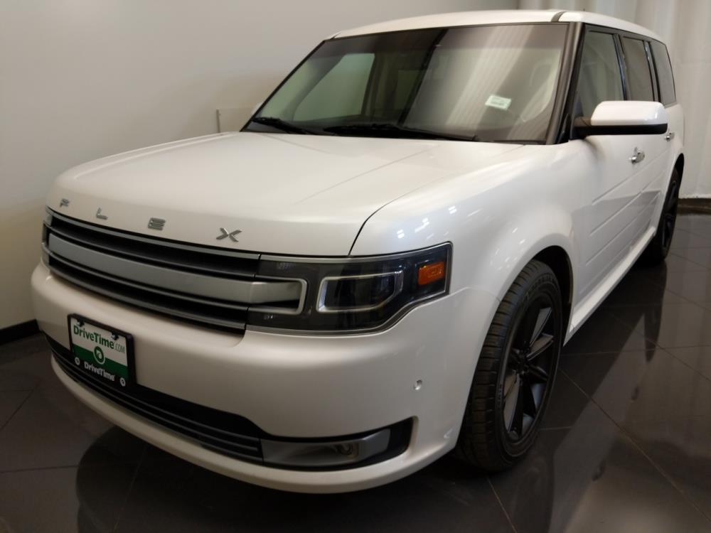 2013 ford flex limited for sale in chicago 1670009606 drivetime. Black Bedroom Furniture Sets. Home Design Ideas