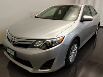 2012 Toyota Camry LE - 1670009635
