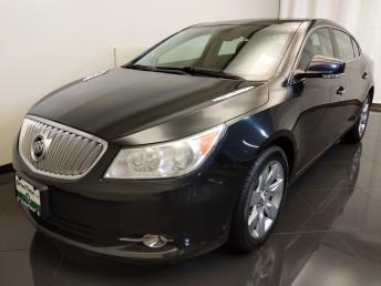2011 Buick LaCrosse CXL - 1670009682