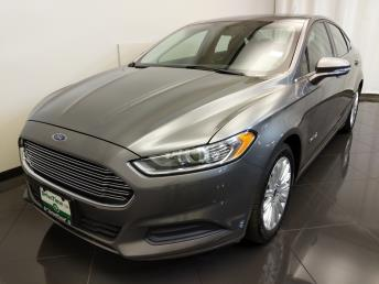 Used 2013 Ford Fusion