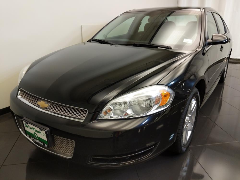 2013 Chevrolet Impala LT - 1670009753