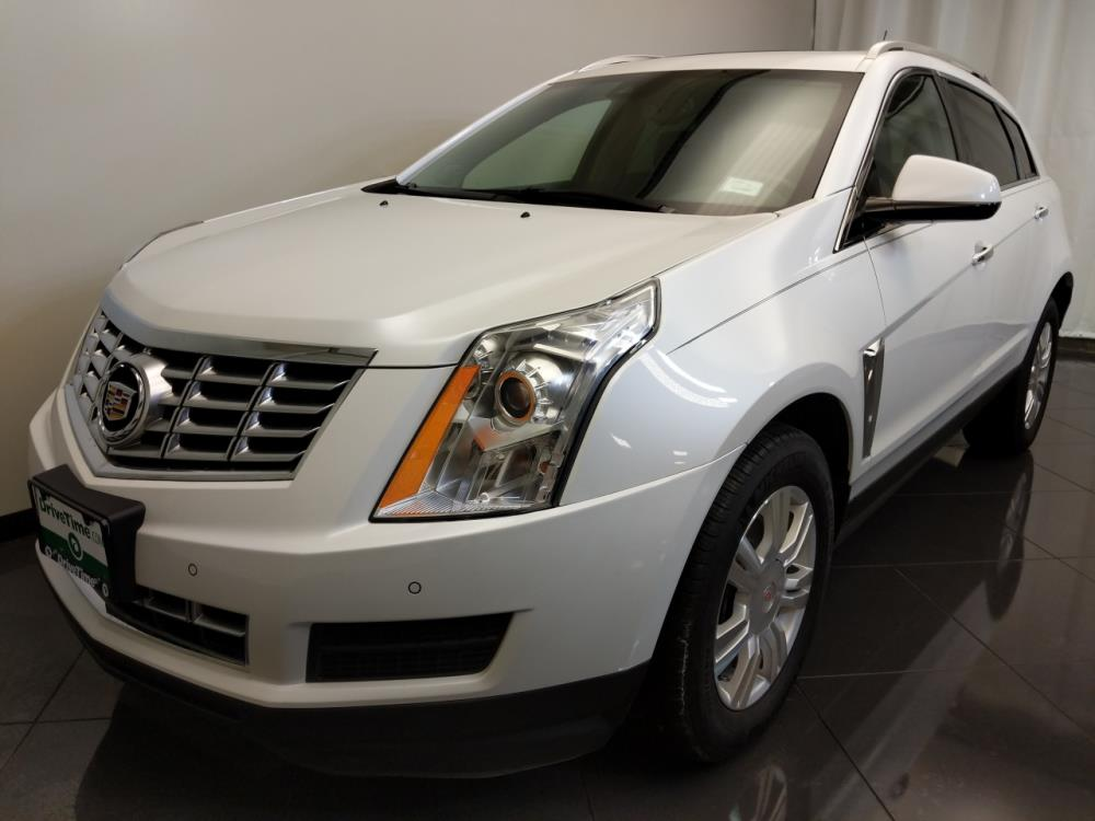 2015 Cadillac SRX Luxury Collection - 1670009848