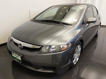 2010 Honda Civic LX - 1670009889