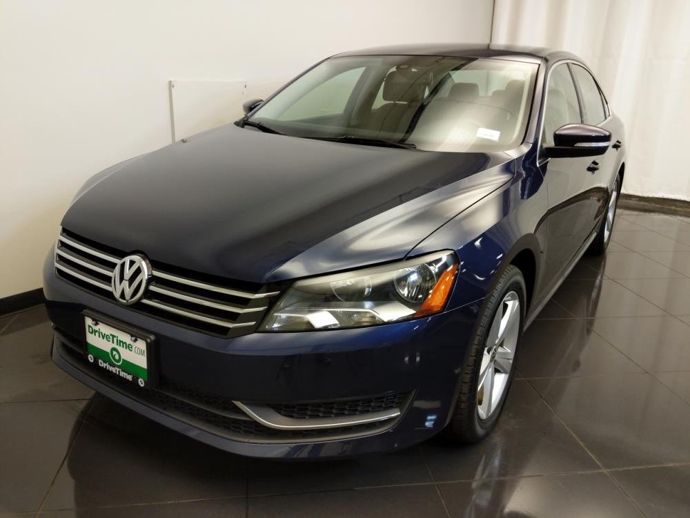 2014 Volkswagen Passat 1.8T SE - 1670009892