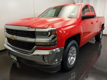 Used 2016 Chevrolet Silverado 1500 Double Cab
