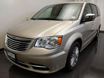 2016 Chrysler Town and Country Touring-L - 1670009908