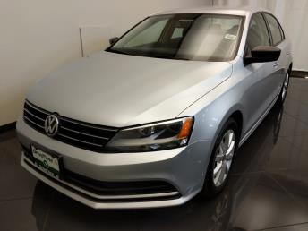 2015 Volkswagen Jetta 1.8T SE - 1670009915
