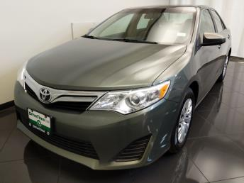 2012 Toyota Camry LE - 1670009973