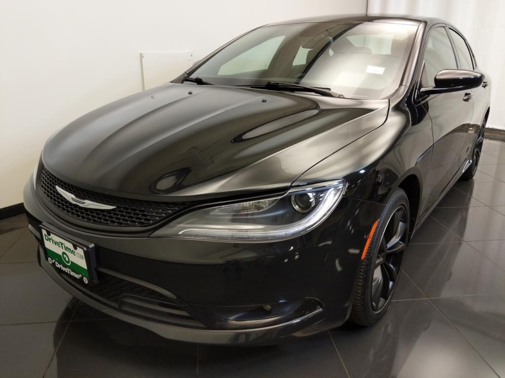 2015 Chrysler 200 200S - 1670010108