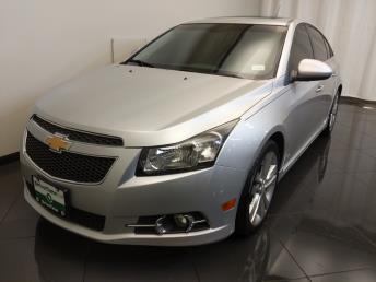Used 2012 Chevrolet Cruze