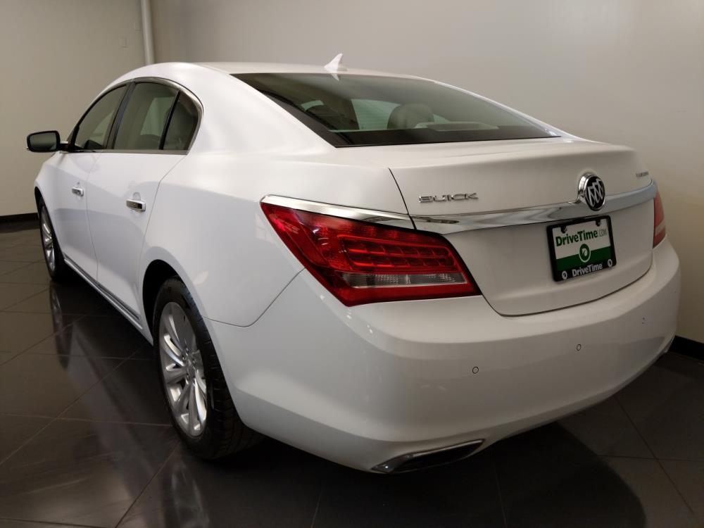 2014 Buick LaCrosse Leather - 1670010151